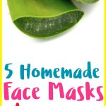 5 Aloe Vera Face Mask Recipes for Pretty Skin