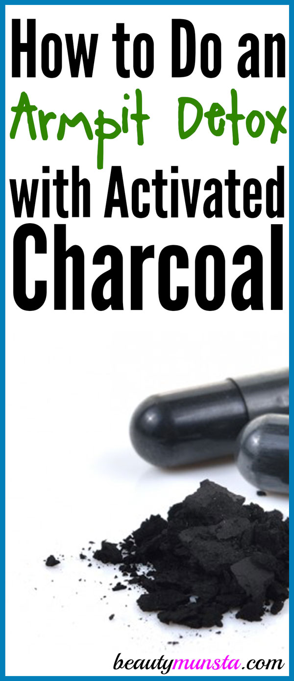 The Truth About Activated Charcoal & 4 Better Detox Options