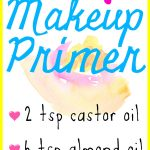 DIY Makeup Primer for a Stunning Face