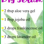 DIY Serum with Aloe Vera