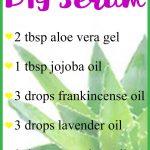 DIY Serum with Aloe Vera