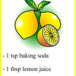 Homemade Air Freshener with Lemon Juice