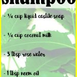How to Make Shampoo with Neem Oil