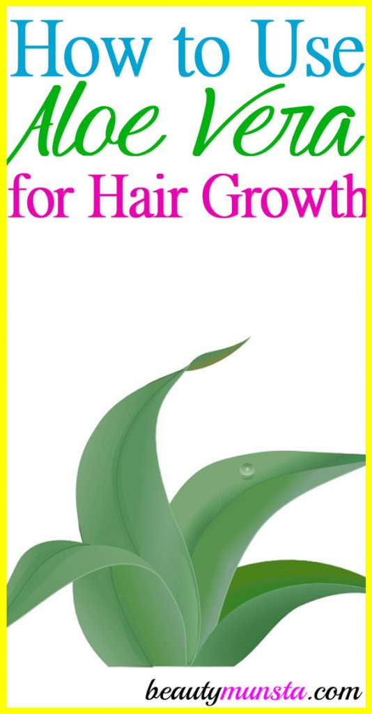 Learn how to regrow your hair naturally with aloe vera!
