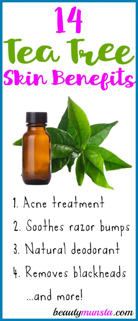 You simply won't wait to get your hands on a bottle of tea tree if you read these 14 terrific tea tree oil uses for skin!