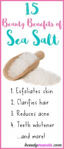 15 Amazing Beauty Benefits of Sea Salt