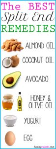 7 Natural Remedies for Split Ends that Work!