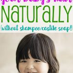DIY Baby Shampoo without Castile Soap