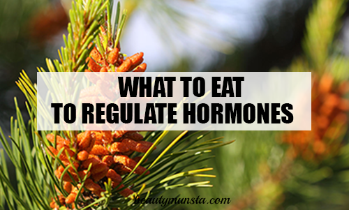 foods to regulate hormones