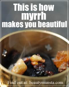 Top 4 Beauty Benefits of Myrrh Essential Oil