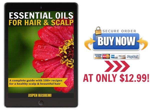 essential oils for hair aspen hashemi