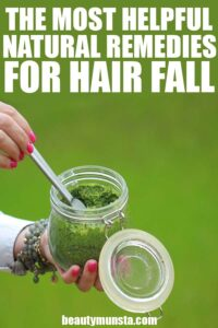 Top 10 Natural Remedies for Hair Fall | Boost Hair Growth
