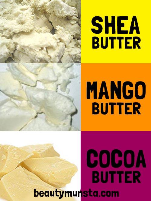 shea mango cocoa butter