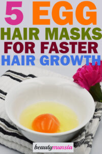 Top 5 Egg Hair Mask Recipes for Super-Fast Hair Growth